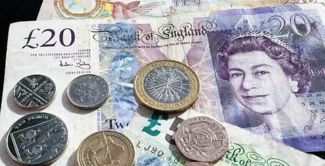 british slang words for money