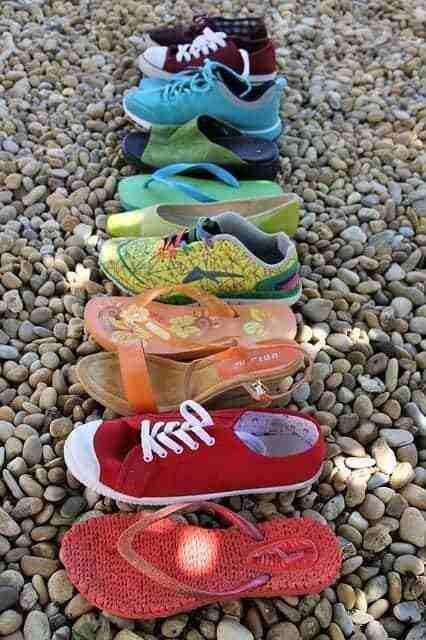 collective nouns shoes 3